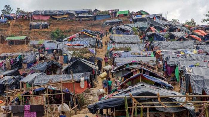 Rohingya Muslims face difficult Ramadan in camps