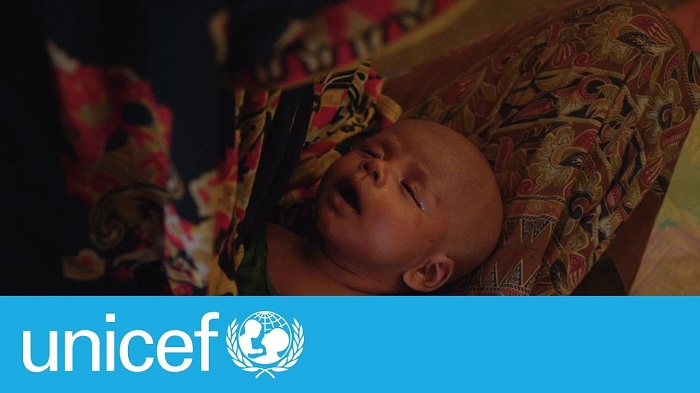 Over 60 babies born in Rohingya camps every day: Unicef
