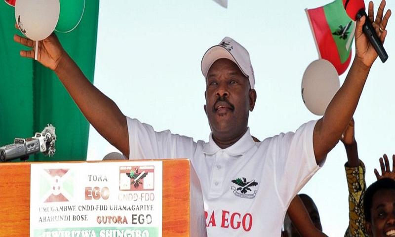 Burundi votes in referendum on the president's power