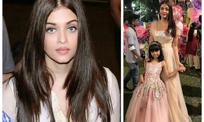 Aishwarya Rai trolled, shamed for kissing Aaradhya