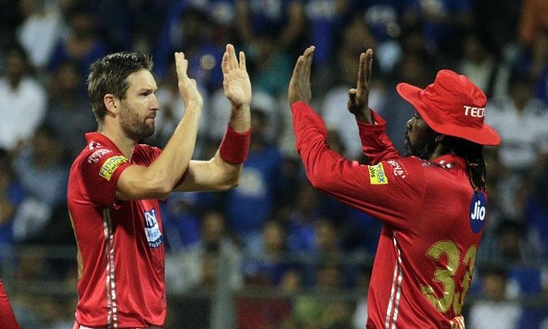Mumbai Indians defeated Kings XI Punjab because of fielding: Andrew Tye