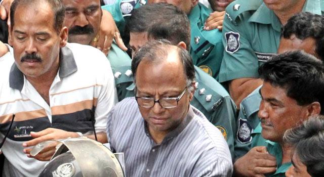 Tk 100-cr defamation case filed against Mahmudur