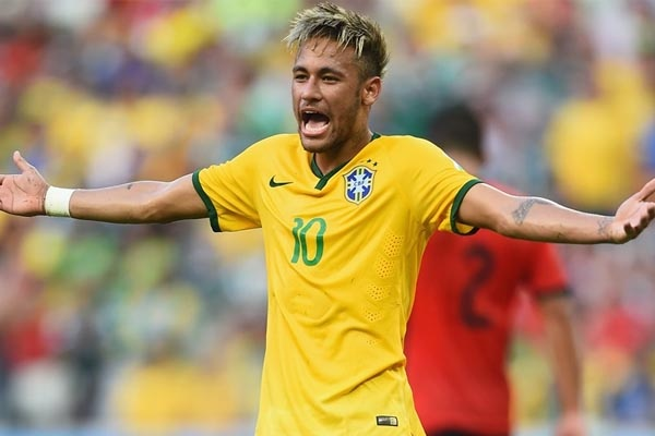 This cup has to be mine, says Neymar