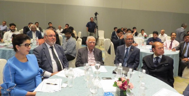 Bangladesh's prospects, challenges highlighted in Singapore