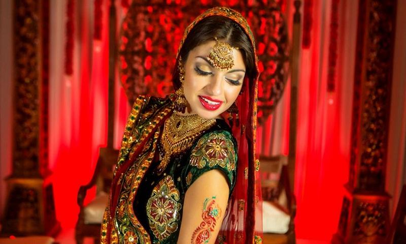 Bridal lehenga colours in vogue in 2018