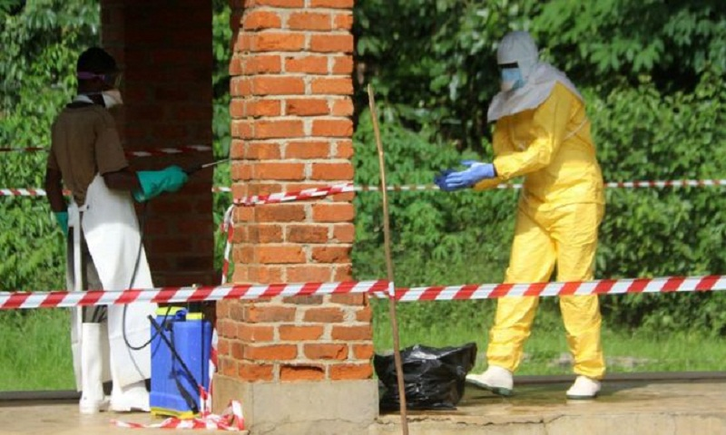 DR Congo Ebola outbreak: WHO in emergency talks as cases spread