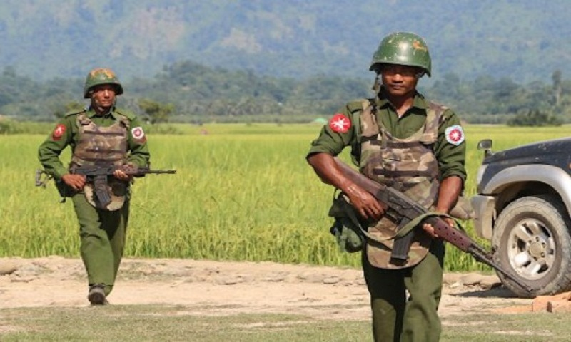 US House committee approves legislation against senior Myanmar army officers