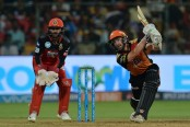 RCB keeps their playoff hope alive beating SRH by 14 runs