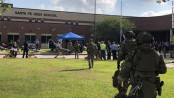 10 killed in Texas' Santa Fe High School shooting