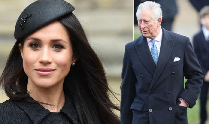 Prince Charles to walk Meghan Markle down the aisle: palace