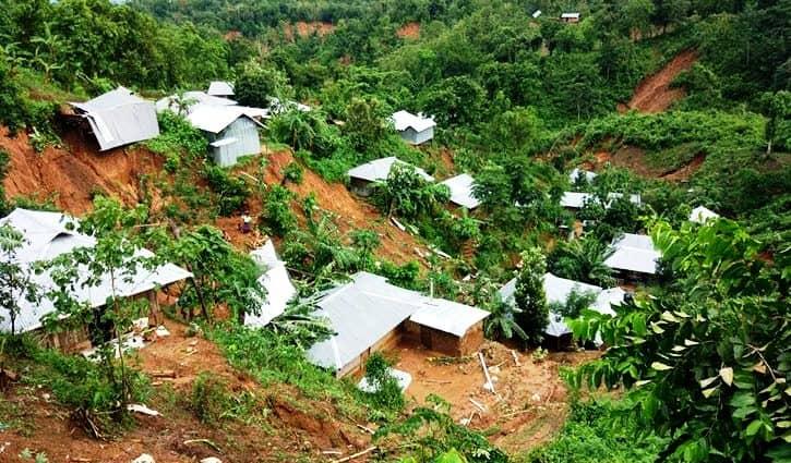Over 10 lakh people living in Chattogram hills amid landslide risks