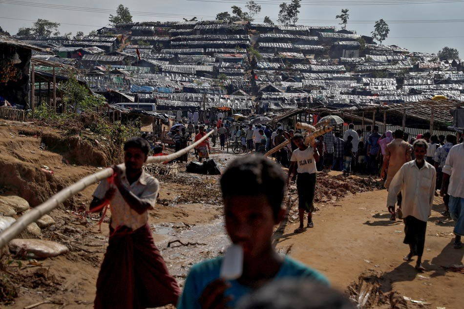 One lakh Rohingyas to be relocated to Bhasanchar within 2 months: Secretary