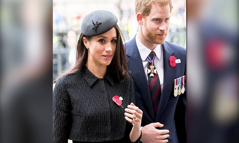 Harry, Meghan to become Duke, Duchess of Sussex