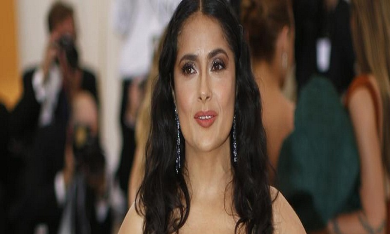 Salma Hayek adds a racial angle to sexual harassment allegations against Harvey Weinstein