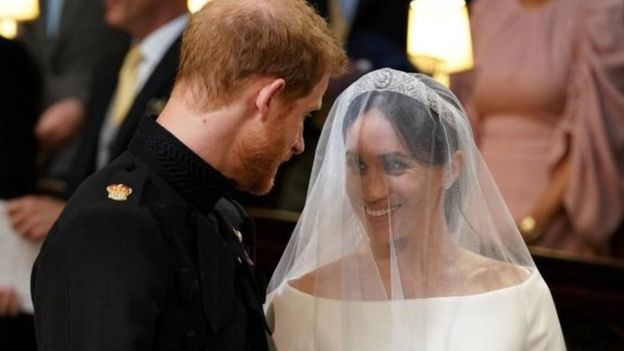 Royal wedding 2018: Prince Harry and Meghan married at Windsor