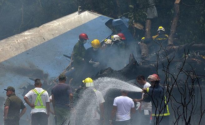 More than 100 die in Havana air crash (Video)