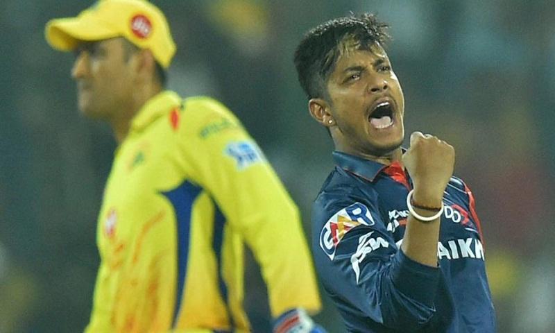 Delhi Daredevils beat Chennai Super Kings by 34 runs