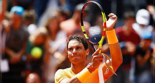 Nadal and Djokovic to renew rivalry in Italian Open semis