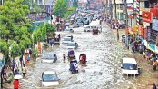 Tk 550cr project on cards to remove waterlogging in city