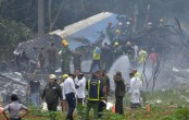 Three rescued alive from Cuba airliner crash: state media