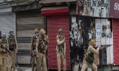 Restive Kashmir shuts to protest Indian PM Modi's visit