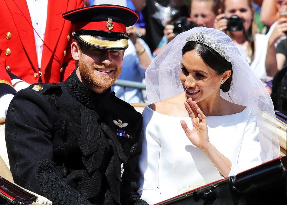 Royal wedding 2018: In pictures