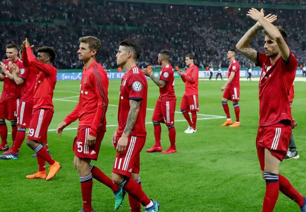 Heynckes denies Bayern are 'bad losers' after shock cup defeat
