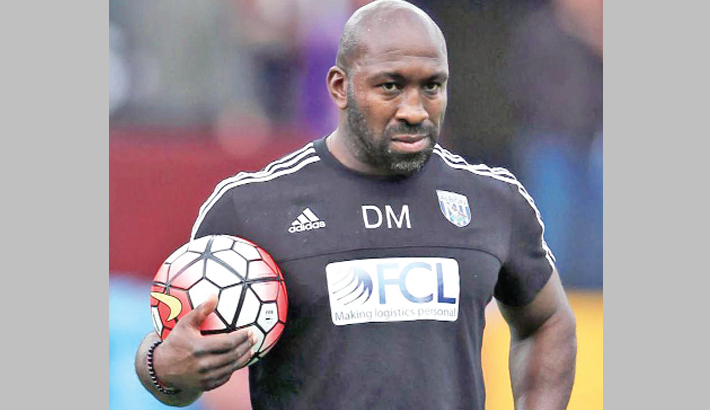 Moore named West Brom manager | 2018-05-20 | daily-sun com