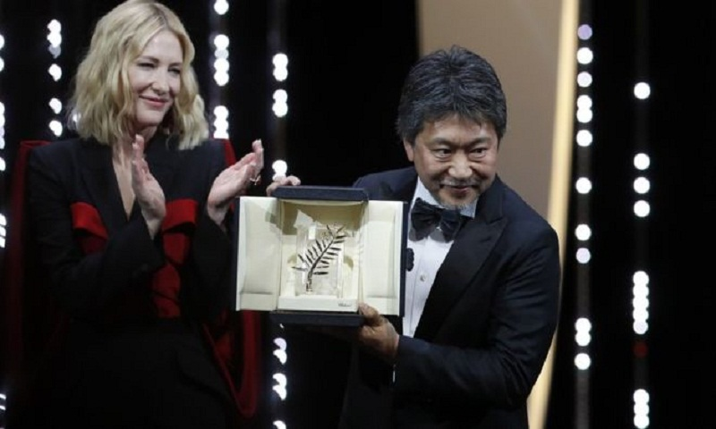 Cannes 2018: Japanese indie Shoplifters wins Palme d'Or