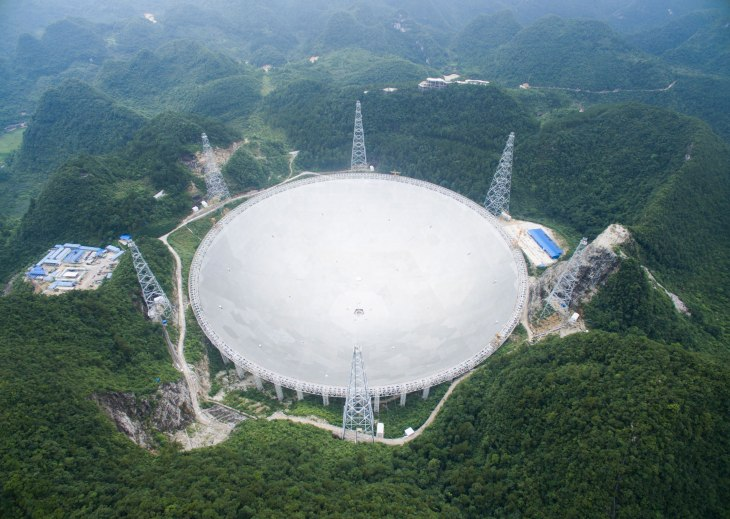 China's FAST telescope to get new receiver