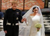 More than six million tweets on Harry and Meghan's big day