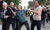 Thessaloniki mayor Yiannis Boutaris beaten up