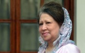 Khaleda files bail pleas with High Court in 3 cases