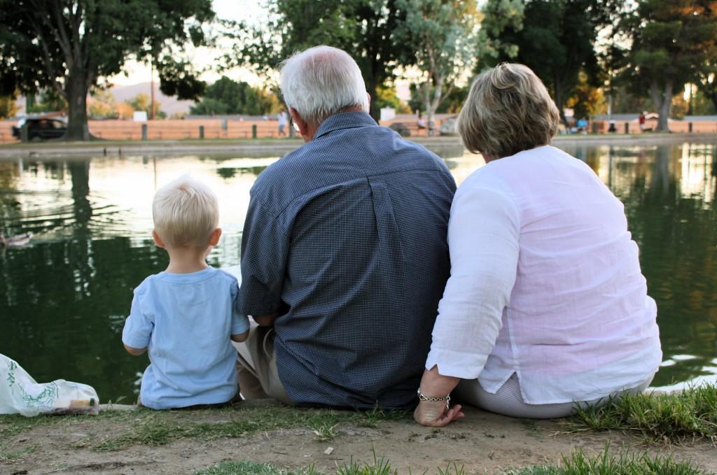 Follow your parents, grandparents' lifestyle
