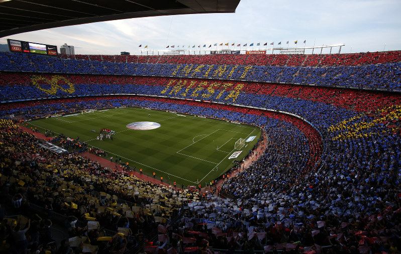 Iniesta bids farewell to Barcelona, Torres to Atletico