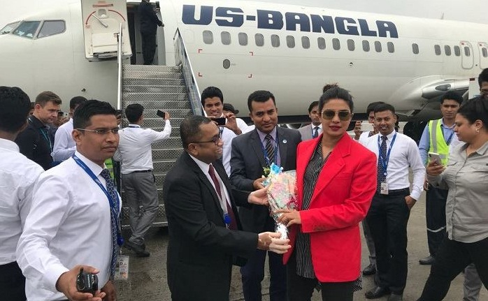 World needs to care about Rohingyas, says Priyanka Chopra