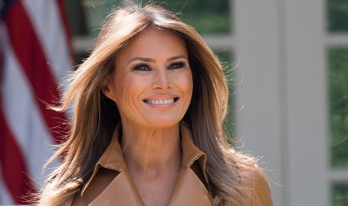 Trump misspells her wife name in a welcome tweet!