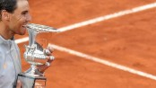 Rain helps Nadal claim stunning eighth Rome Masters title