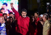 Venezuela election: Maduro wins second term amid claims of vote rigging