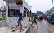 Case filed over vandalising weighing station in Sitakundu