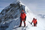Two foreign climbers died on Mount Everest: Nepal official