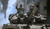 Syria army moves into Yarmuk after IS evacuations end