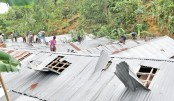 Over 100 structures removed from risky hill slopes