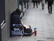 Hundreds of homeless people fined and imprisoned for begging and rough sleeping