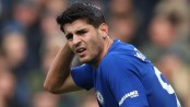 Chelsea striker Morata left out of Spain's World Cup squad