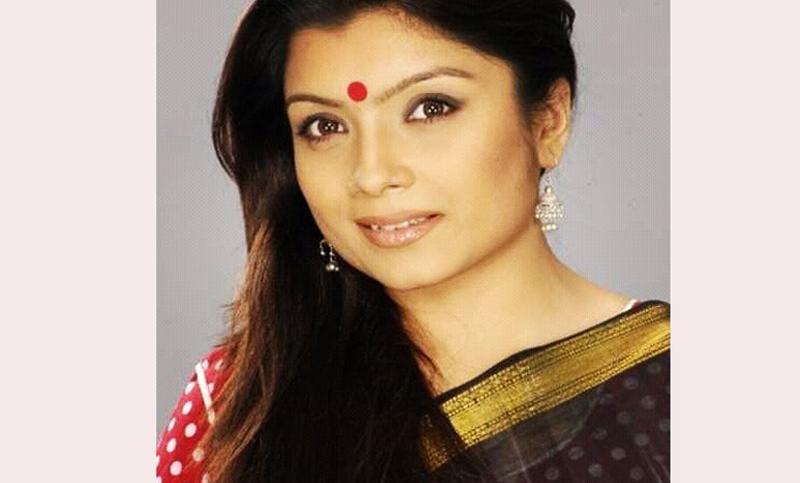 Actress Tazin Ahmed