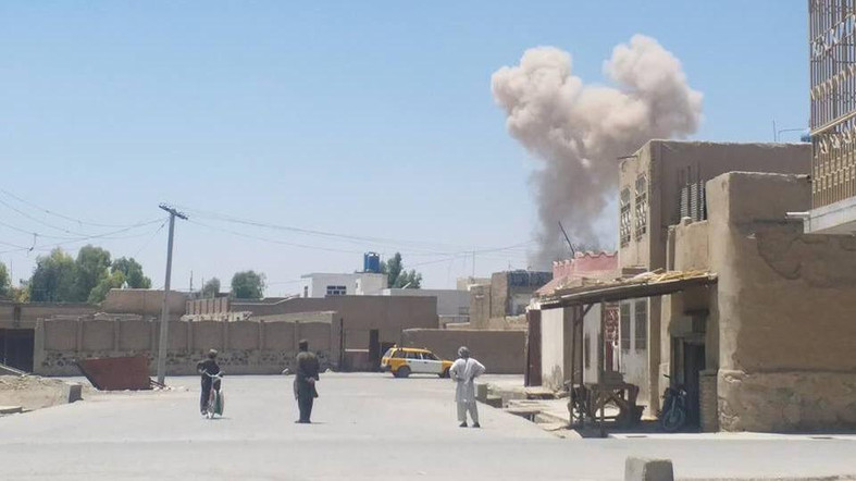 Afghan blast death toll rises to 16, 38 wounded: officials