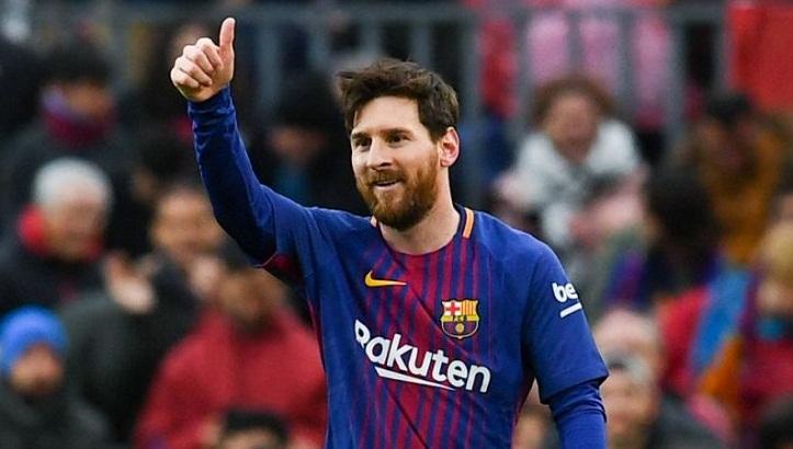 Messi wins fifth European Golden Shoe