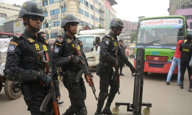 10 drug dealers killed in eight districts crackdown