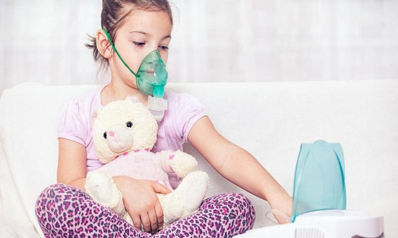 Ozone exposure at birth may up asthma risk
